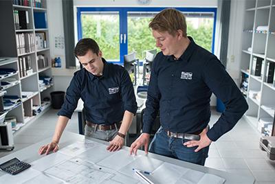 Hans Otte – Ingenieurplanung