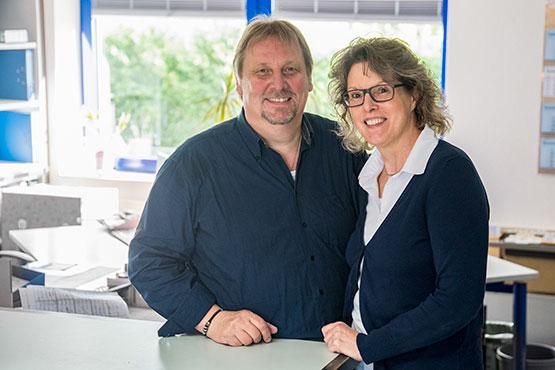 Meike und Hans Otte