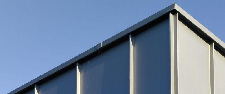 Dächer und Fassaden aus Metall
