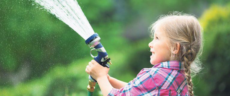 Trinkwasser sparen